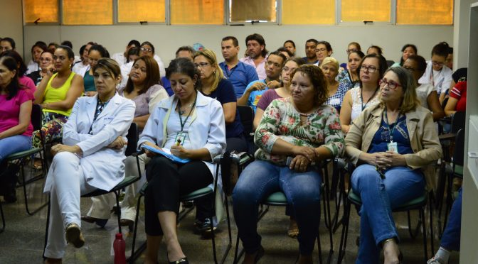 Equipe Do Hrms Comemorou A Semana Do Servidor Público Com